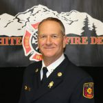 Fire Chief Chris Cormack